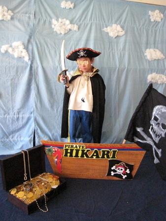 たっくん海賊