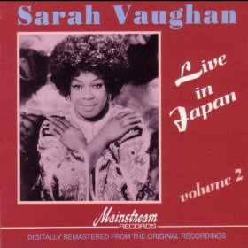 Sarah Vaughan(Tonight)