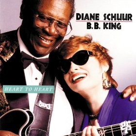 Diane Schuur & B.B. King(I Can't Stop Loving You)