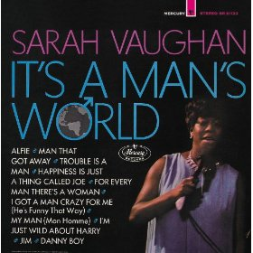 Sarah Vaughan(The Man That Got Away)