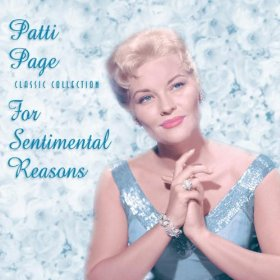 Patti Page(For Sentimental Reasons)