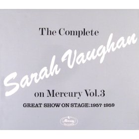 Sarah Vaughan(Maybe You'll Be There)