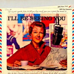Jo Stafford(You'll Never Know)