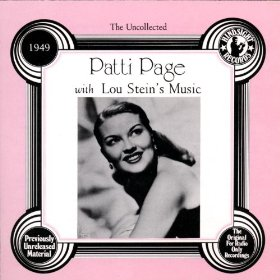 Patti Page(The Glory of Love)