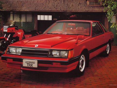 レパードTR-X