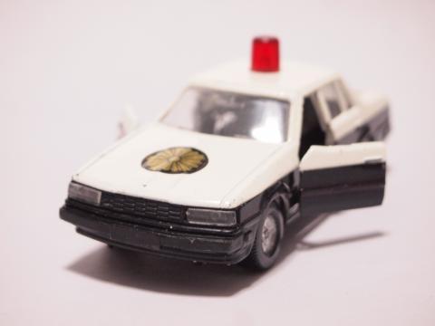 トレーン スカイラインパトカー