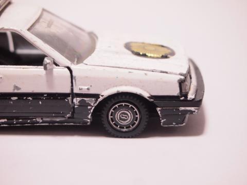ダイヤペット スカイライン4ドアHTパトカー