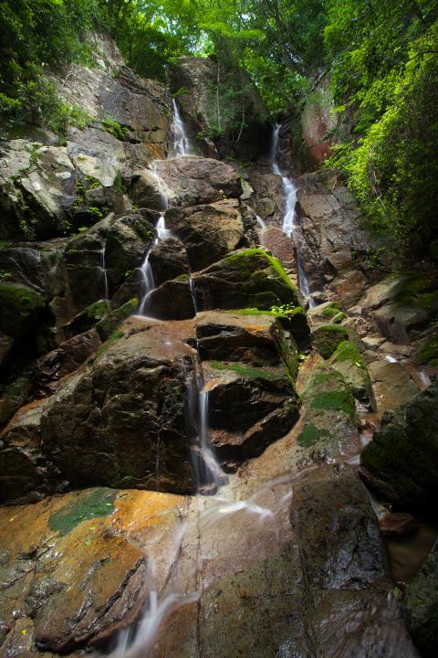 赤滝三の滝