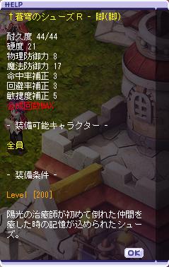 04-05 蒼穹のシューズR