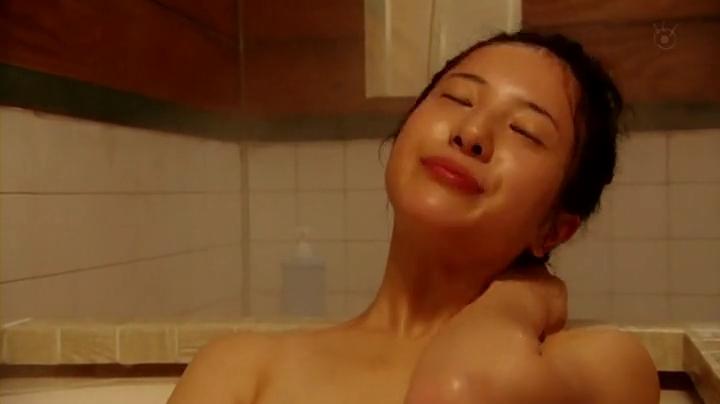 吉高由里子、お宝入浴シーンを披露!【ガリレオ】「あぁ~気持ち良い(笑)」2