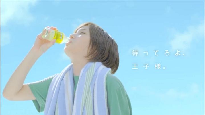 2代目【GTO】神崎麗美(本田翼)C1000第3弾、C1000を飲む神崎