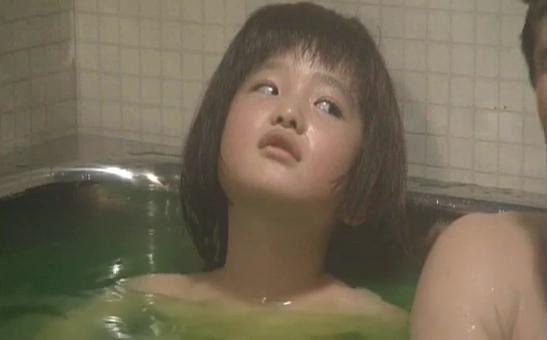 ちびまる子(森迫永依)が、でかまる子に…入浴中の、まる子