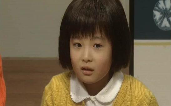 ちびまる子(森迫永依)が、でかまる子に…子役時代の初代まる子1