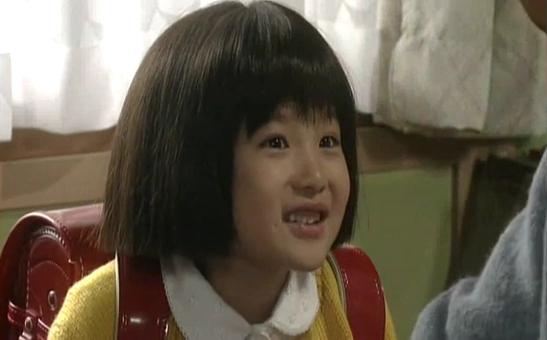 ちびまる子(森迫永依)が、でかまる子に…子役時代の初代まる子2