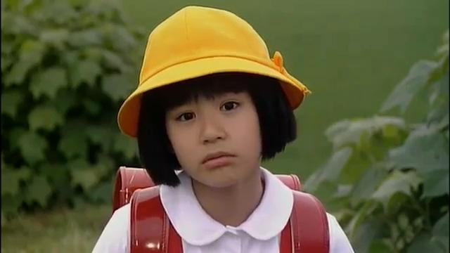 ちびまる子(森迫永依)が、でかまる子に…子役時代の2代目まる子(帽子)