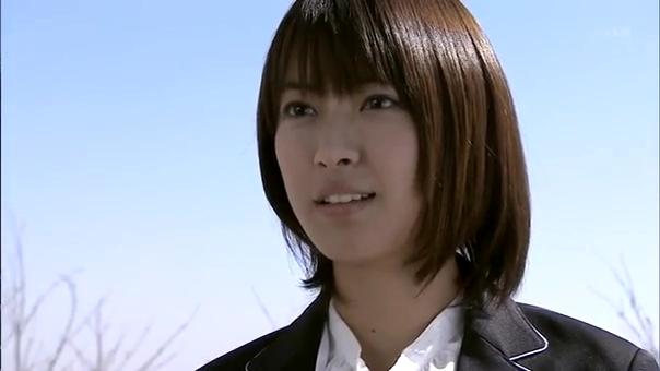 2代目【GTO】卒業SP、冬月先生(瀧本美織)