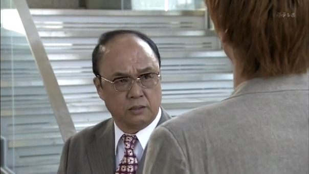 2代目【GTO】卒業SP、内山田教頭(田山涼成)