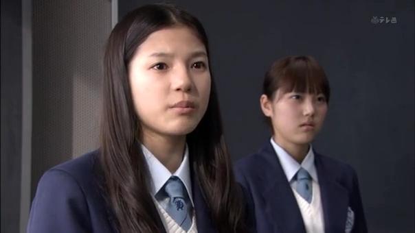 2代目【GTO】卒業SP、浅野麻由子(石井杏奈)