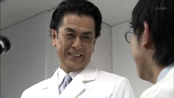 2代目【GTO】卒業SP、三橋教授(長谷川初範)