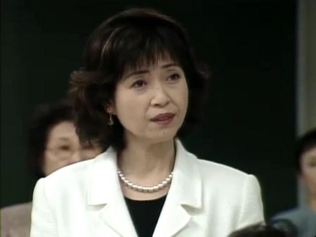 初代【GTO】相沢みやびの母で麗子(田島令子)