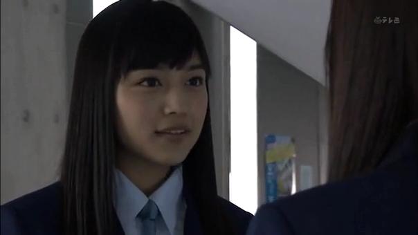 2代目【GTO】卒業SP、相沢雅(川口春奈)