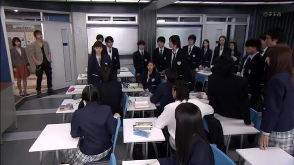 2代目【GTO】卒業SP杏子篇「アンタ達だって私達の苦労なんか」