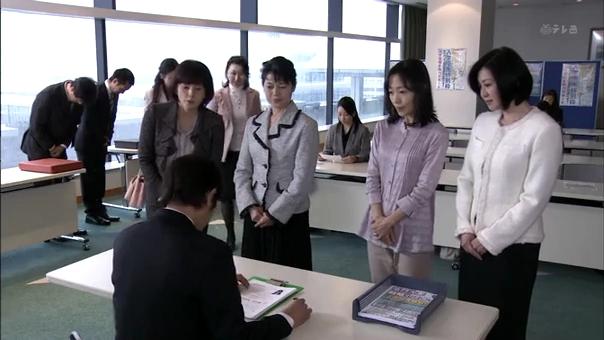 2代目【GTO】卒業SP杏子篇、入学コンサルタントに参加する親達