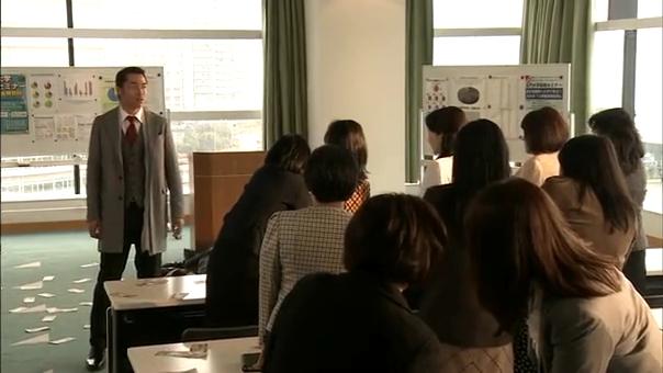 2代目【GTO】卒業SP杏子篇、2代目【GTO】卒業SP杏子篇、鬼塚が入学コンサルタントに参加する親達に激怒