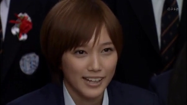 2代目【GTO】卒業SP神崎篇、「先生のクラスで良かった!」に「私もダヨ先生!」