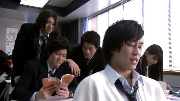 2代目【GTO】卒業SP鬼塚篇、受験まで焦る生徒達