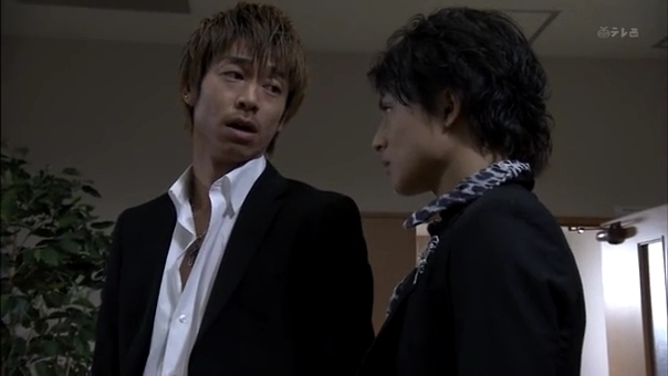 2代目【GTO】卒業SP鬼塚篇、どんな奴でも迎える所は在る…と堂島を励ます鬼塚