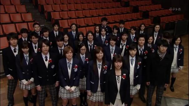 2代目【GTO】卒業SP「卒業おめでとう!」に涙(?)