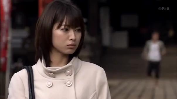 2代目【GTO】卒業SP、お百度参りの鬼塚を見付ける冬月先生