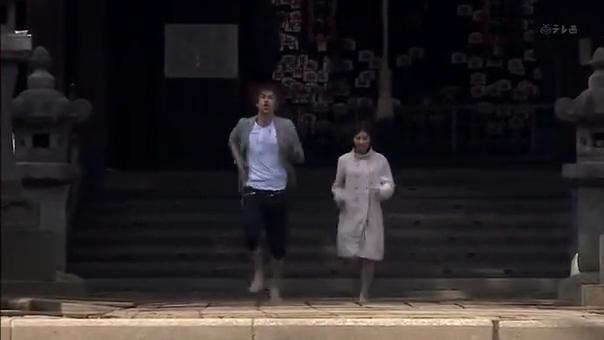 2代目【GTO】卒業SP、鬼塚と一緒に走る冬月先生