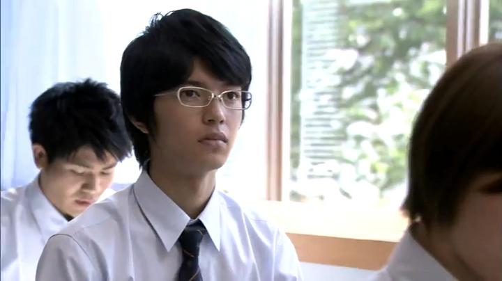 2代目【GTO】卒業SP、菊地善人(高田翔)夏服