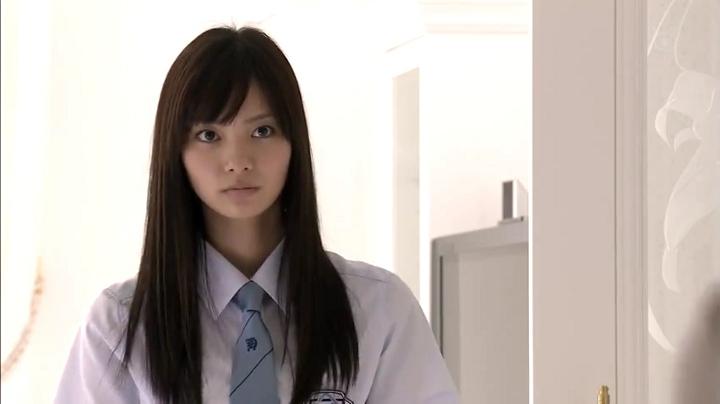 2代目【GTO】卒業SP、上原杏子(新川優愛)夏服