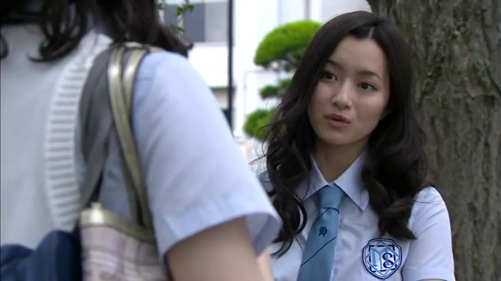 2代目【GTO】卒業SP、朝倉恵(三宅ひとみ)夏服2