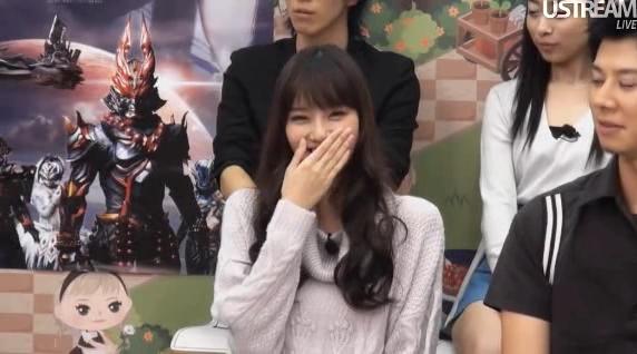 2代目【GTO】上原杏子【ゴウライガン】特番に登場!ナヴィの乳首質問に…(笑)