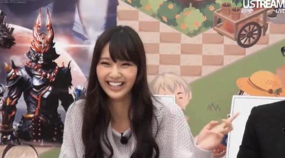 2代目【GTO】上原杏子【ゴウライガン】特番に登場!ゲームでテンションが高い杏子(笑)