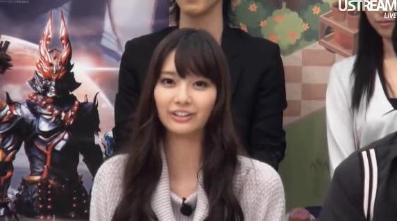 2代目【GTO】上原杏子【ゴウライガン】特番に登場!杏子、EDの挨拶