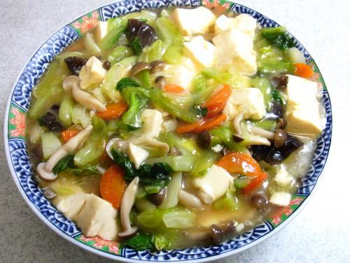 131102-231豆腐と野菜のうま煮(S)