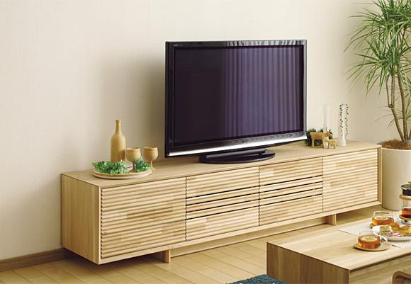 カリモク テレビボードQTシリーズ