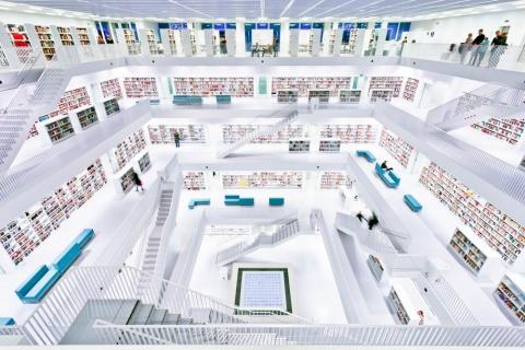 図書館 建物