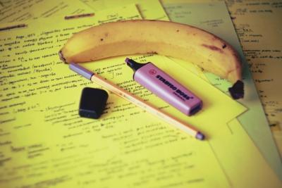 学習 バナナ 試験