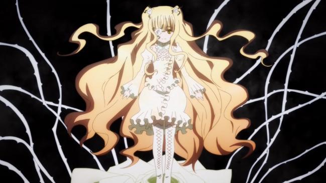ローゼンメイデン(新) #9 幻影の白薔薇