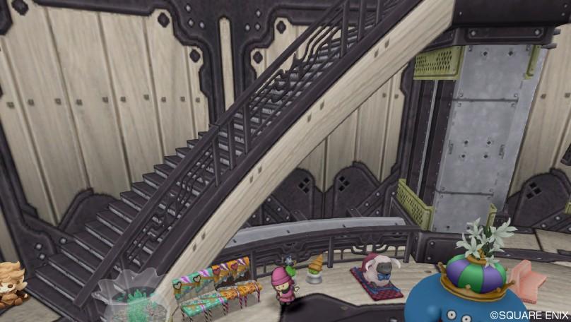 がらくた階段
