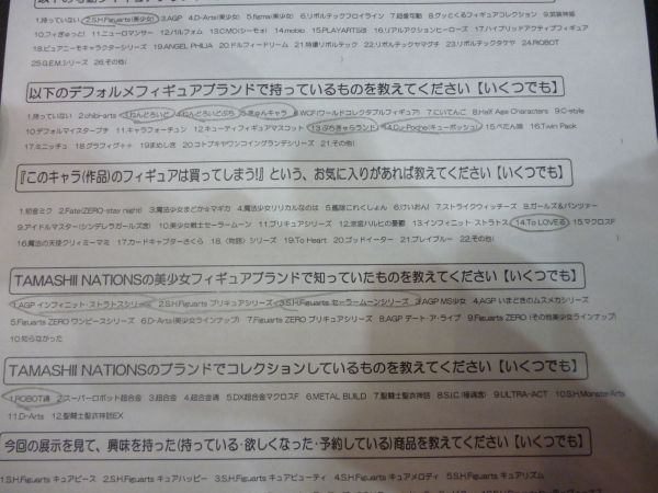ワンフェス2013夏魂ネイションアンケート2
