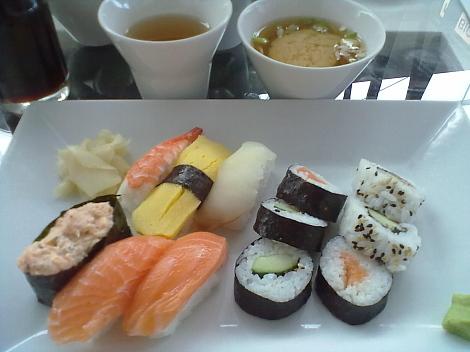 Sushi hanko Jumbo