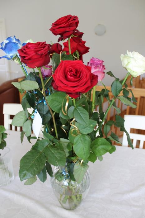 Ylioppilasjuhla Ruusu