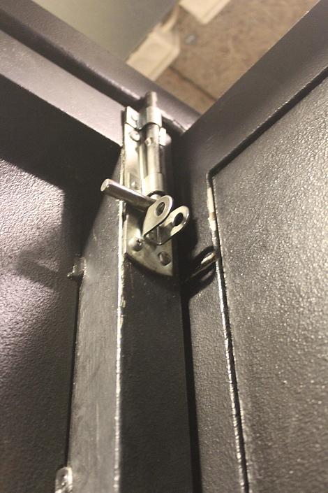 Nosturi WC ovi